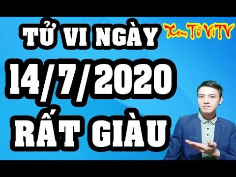 Tử Vi Hàng Ngày 14/7/2020 Chỉ Đích Danh Con Giáp Phát Tài Ngày Hôm Nay.