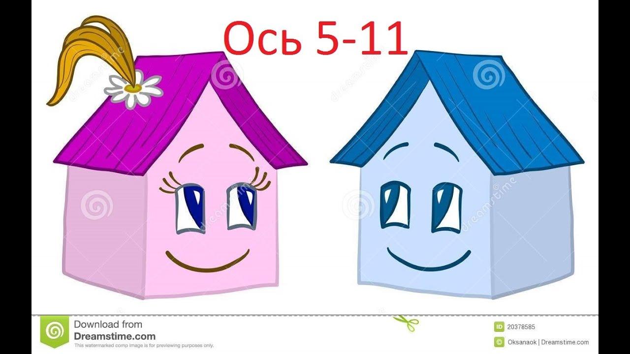 Ось домов 5 -11 в Астрологии