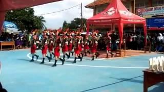 Paskibra SMP Hanjuang Mauk Of Macan Hitam (SMAN 14 Kab.Tangerang 2015)