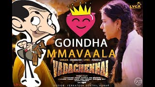 Vada Chennai song troll