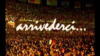 Divina Madonna - Thank you, Good night, Arrivederci