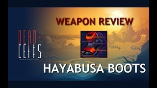 Dead cells weapon guide where and how to find every weapon dead cells weapon review hayabusa boots malvernweather Gallery