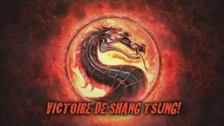Mortal Kombat - Shang Tsung video