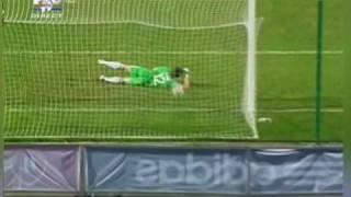 Ucraina - Romania Gol Tamas