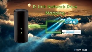 How To: Map Network Drive on DLink Router