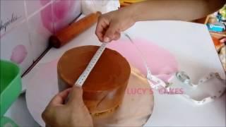 Cómo hacer efecto acolchado en masa elástica? 1era. Parte