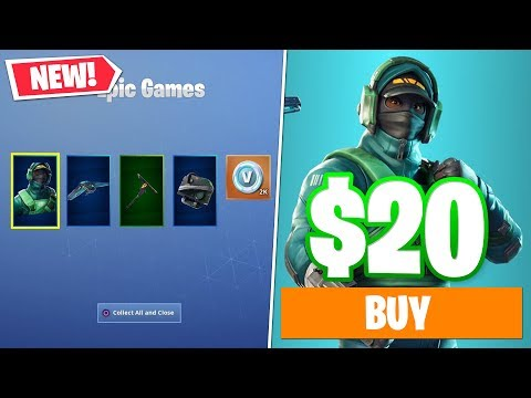 HOW TO GET THE EXCLUSIVE NVIDIA FORTNITE BUNDLE FOR ONLY $20! (Counterattack Set)