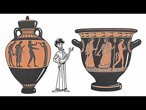 Ancient Roman & greek facts about their Art