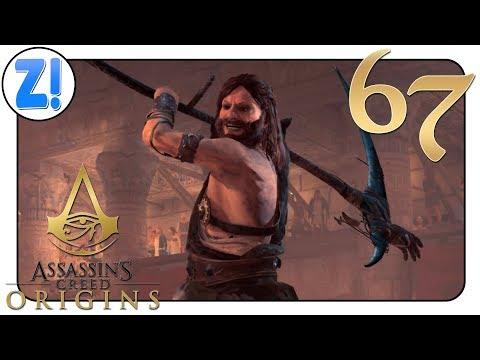 Assassin's Creed Origins: Die gallischen Brüder #67 | Let's Play [DEUTSCH]