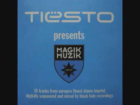 Tiësto – Tiësto Presents Magik Muzik