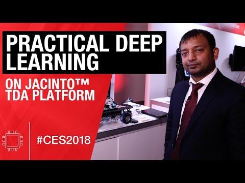 Practical Deep Learning on Jacinto™ TDA processors