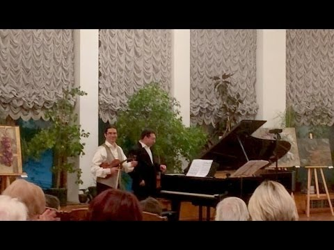 """Tchaikovsky – three solo from the ballet """"Swan Lake"""""""