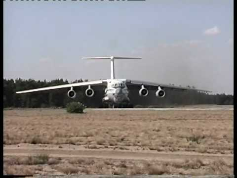 Sperenberg 1994, AN-12 and IL-76