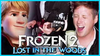 FROZEN 2 Cover: