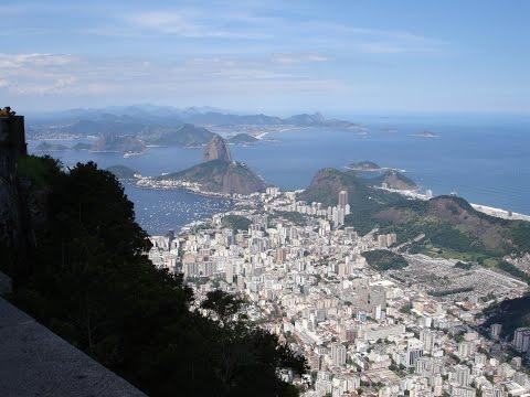 Bonjour Amérique du Sud!