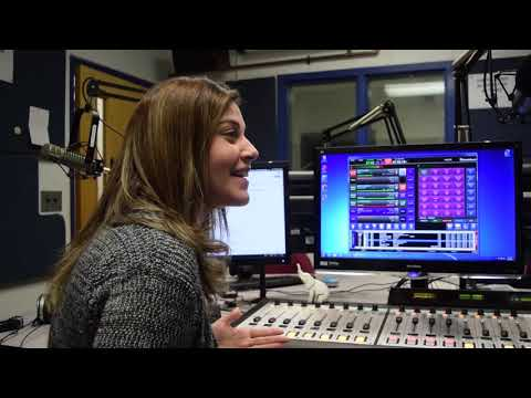 Conestoga College student runs a radio show which is a hit worldwide.