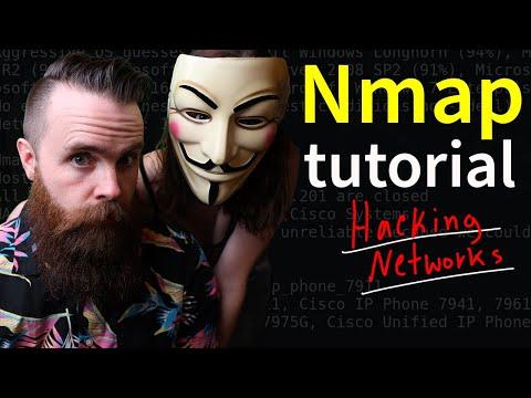 Nmap Tutorial to find Network Vulnerabilities