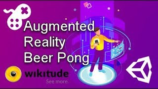 Augmented Reality Beer Pong