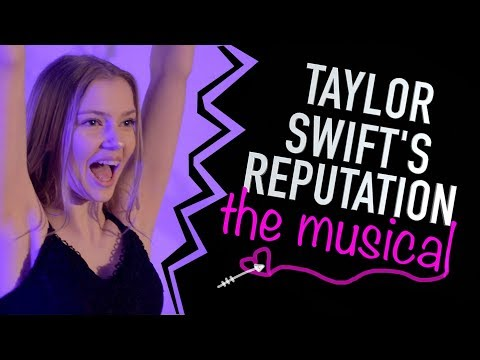 TAYLOR SWIFT'S REPUTATION - Musical Theatre Version! | Spirit YPC
