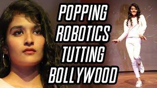 Barbie Robotics Dance by Shreya Reddy | ft. Zingaat |