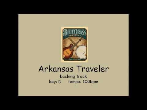 Arkansas Traveler bluegrass backing track