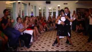 Mark Lynx Samuel & Pam Est Là 2/3 - Tango Sursock, Sep 2015 | Vals