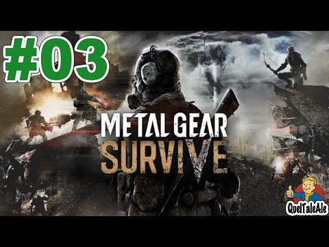 Metal Gear Survive  Gameplay ITA  #03  Progressione personaggio