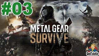 Metal Gear Survive - Gameplay ITA - 03 - Progressione personaggio
