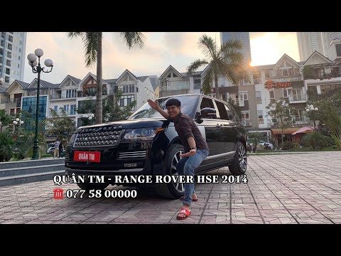 Range Rover HSE 2014 Sau 5 Năm Sử Dụng | Quân TM