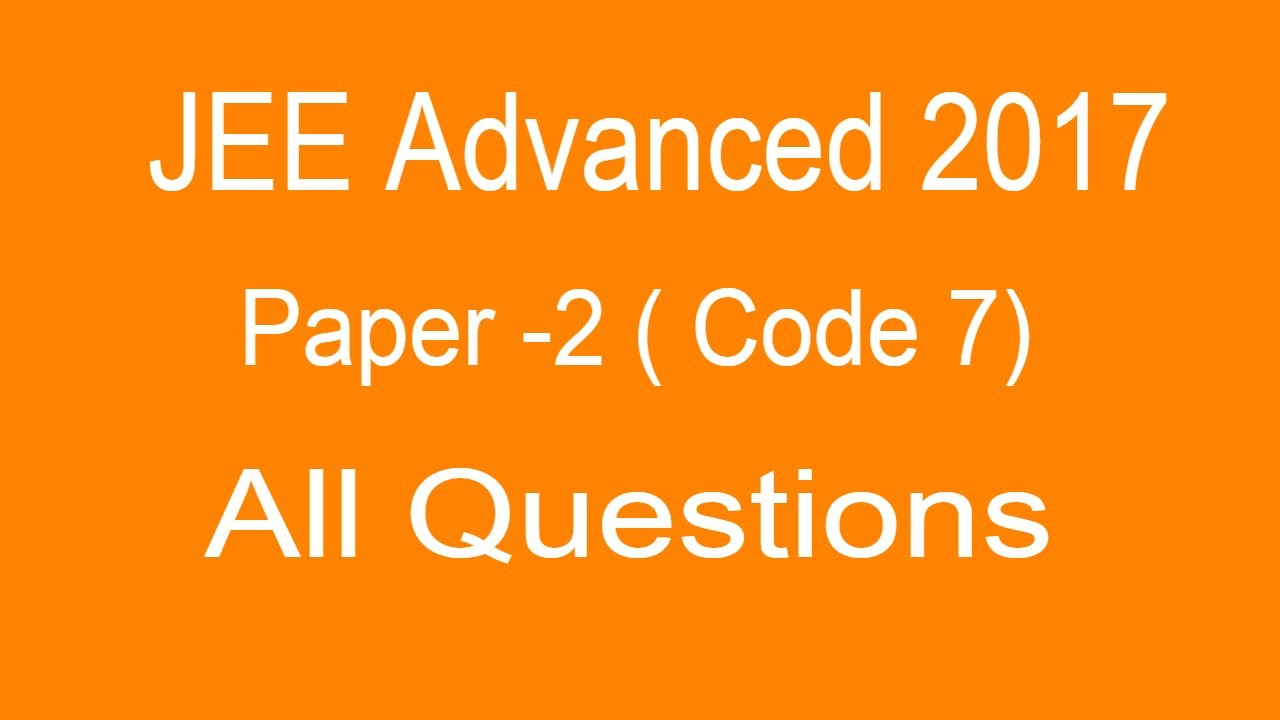 iit questions Mixed questions for aiee nd iit 1) out of the following pair, which one does not have identical dimensions is 1 latest mixed questions for iit question 1 give the range of ultrasonic vibration.