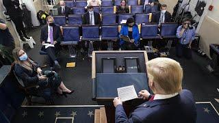 États-Unis : Donald Trump exige des gouverneurs la réouverture immédiate des lieux de culte