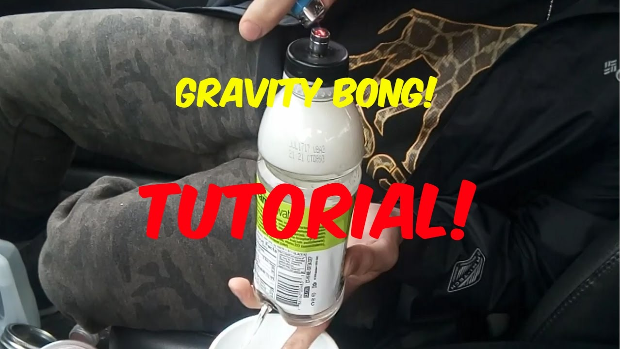 how to build a gravity bong