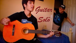 Guitar Solö - Nico Raimont