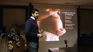 Charla de Síndrome de Ovario Poliquístico