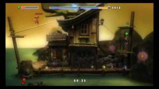 AWESOME PS3 GAME Rag Doll Kung Fu™: Fists of Plastic
