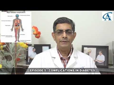Episode 5: Complications In Diabetes By Dr Sanjay Agarwal