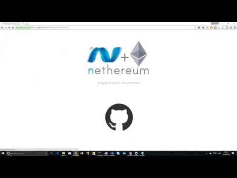 Smart contracts, private test chain and deployment to Ethereum with Nethereum