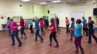 Old School Bop Line Dance