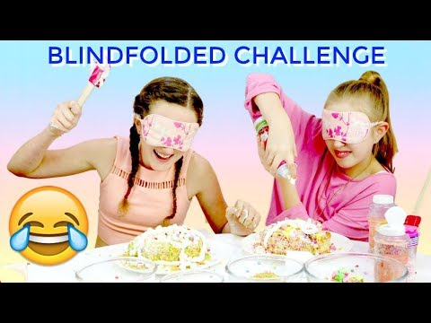 Blindfolded Cake Decorating Challenge - LOSER GETS CAKE IN FACE!