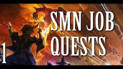 FFXIV: Summoner Job Quests (part 1)