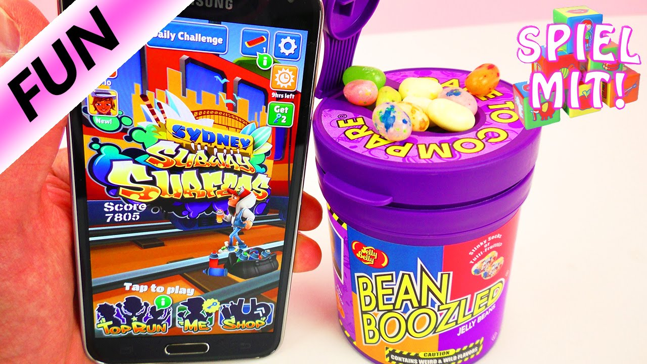 Spiel Jelly Beans