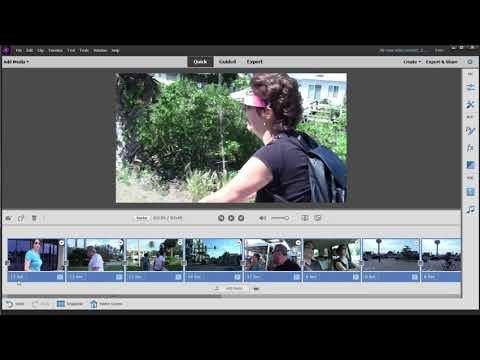 Basic Training for Premiere Elements 2021, Part 1 of 8