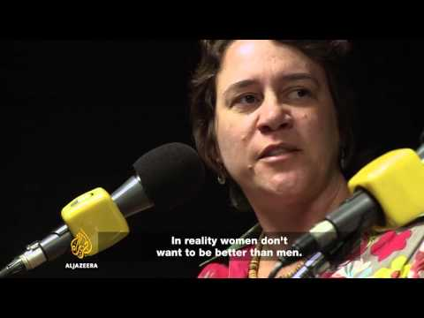 Women Make Change - One in Three: Breaking Brazil's domestic violence cycle