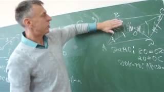Признаки параллелограмма Доказательство признаков параллелограмма