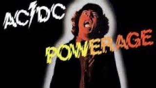 AC/DC - Powerage Album Review