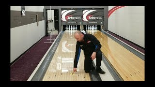 How to be more accurate in bowling
