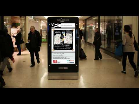 Digital Signage Screens for Malls and Shopping Centres in South Africa
