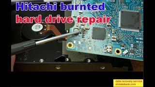 hitachi DT01ACA200 PCB 0A90380 replace pcb swap ROM chip