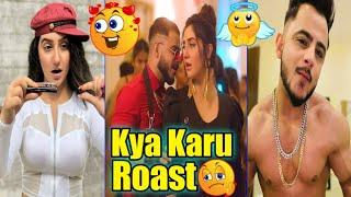Kya karu main itni sundar hu Roast_ Millind Gaba roast_ Yashraj mukhate memes copied song