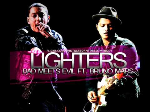 bad meet evil lighters